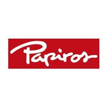 Logo de la marca Papiros Flex