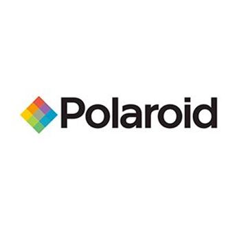 Logo de la marca Polaroid