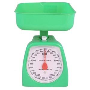 Imagen de Balanza de cocina, hasta 5kg, en caja, varios colores, en caja
