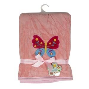 Imagen de Frazada para bebé, de poliester, con diseño, varios colores