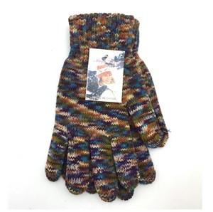 Imagen de Guantes para dama tejidos, jaspeados, varios colores