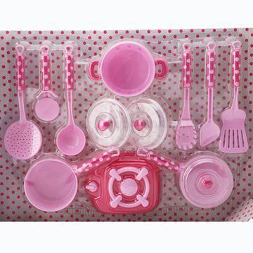 Imagen de Set de cocina, 13 piezas, en caja
