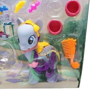 Imagen de Caballo chico x2, con accesorios, en caja