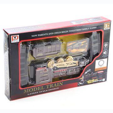 Imagen de Vehículo, tren con luz y sonido, en caja