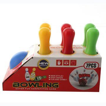 Imagen de Bowling, 7 piezas, en caja