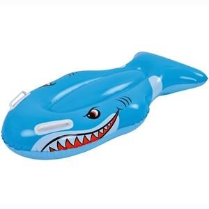 Imagen de Inflable tiburón, con agarres, en bolsa, Jilong