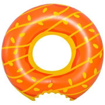 Imagen de Inflable flotador salvavidas redondo, dona, 2 colores, en caja, Jilong