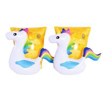 Imagen de Inflable flotador salvavidas, alitas para brazos, x2, 2 modelos, en caja, Jilong