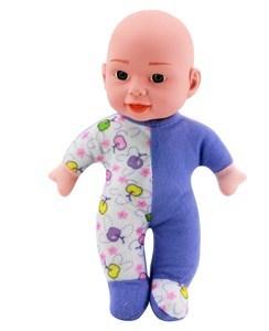 Imagen de Bebote, cuerpo de trapo y cara de goma, varios colores de ropa, en bolsa