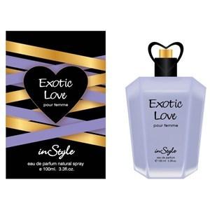 """Imagen de Perfume 100ml """"In Style"""" EXOTIC LOVE"""