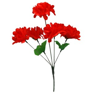 Imagen de Ramo x5 crisantemos, varios colores, PACK x5 ramos