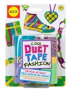 Imagen de Cinta entelada con diseños, ALEX, para decorar mochilas, zapatos, etc