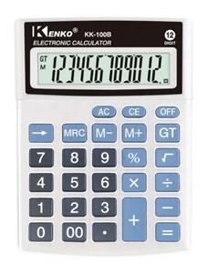 Imagen de Calculadora de mesa KENKO, 12 dígitos, en caja