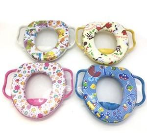 Imagen de Tapa para WC reductora para niño, con agarraderas, varios diseños