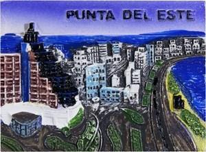 Imagen de Imán de cerámica Uruguay