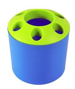 Imagen de Porta cepillos de dientes de plástico, varios colores