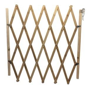 Imagen de Cerco de madera extensible, para interior o exterior