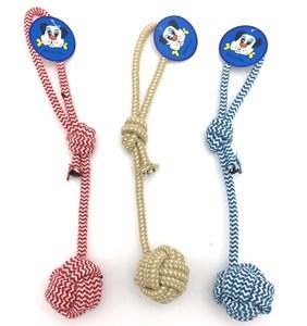 Imagen de Juguete cuerda con nudo, varios colores