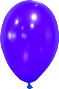 """Imagen de Globo 9"""" FILIPPO violeta metalizado, bolsa x50"""