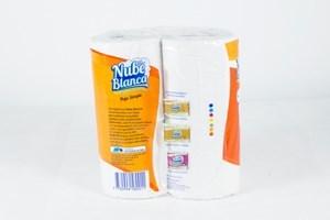 Imagen de Papel higiénico x4 30m hoja simple, pack x12