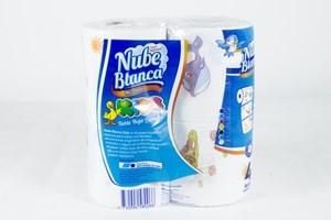 Imagen de Papel higiénico x4 30m decorado, pack x12