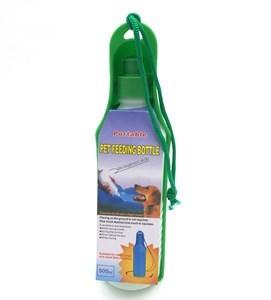 Imagen de Bebedero botella portátil, ideal para paseos