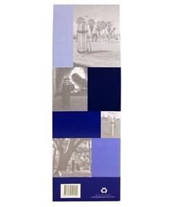 "Imagen de Termo 1L con media asa color AZUL, pico cebador, base antideslizante, ""Berlina"""