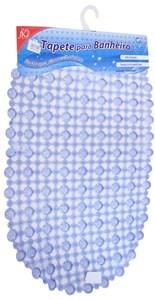 Imagen de Alfombra para baño de PVC calada, con ventosas, varios colores