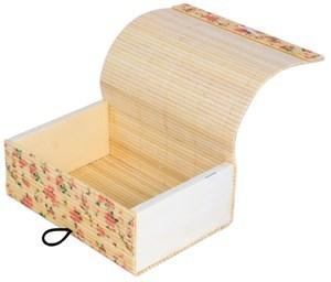 Imagen de Cajas de bambú x3, varios diseños