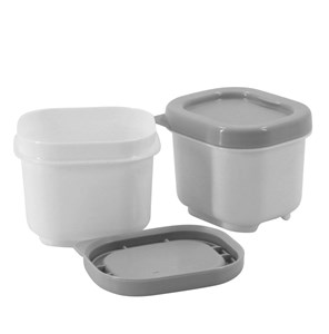 Imagen de Tupper RUBBERMAID  x2, ideal para colaciones, 75cc