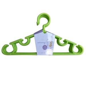 Imagen de Percha plástico para niño, pack x5, varios colores