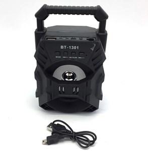 Imagen de Parlante bluetooth, con puerto USB y radio, en caja