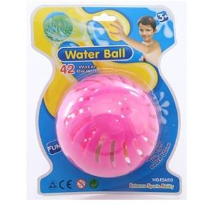 Imagen de Bombitas de agua, con lanzador pelota, en blister
