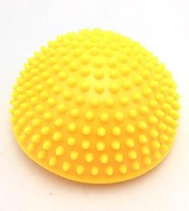 Imagen de Plataforma bosu mini, con pinchos, para entrenamiento o rehabilitación, varios colores