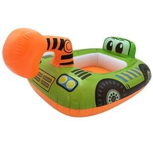 "Imagen de Inflable flotador bote con asiento, ""Intex"", 3 diseños, en bolsa"