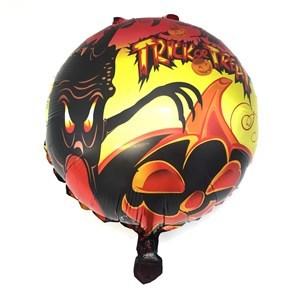 Imagen de Adorno globo metalizado, varios diseños halloween