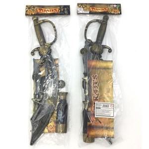 Imagen de Disfraz armas de pirata, 10 piezas, en bolsa
