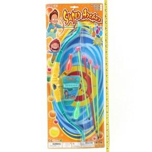 Imagen de Arco y flecha con accesorios, en blister
