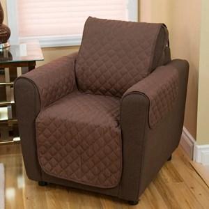 Imagen de Protector de sillón de 1 cuerpo, reversible, lavable, en caja