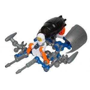 Imagen de Blocks 45 piezas, nave espacial ALEX