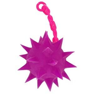 Imagen de Amansalocos pelota con pinchos y cadena, caja x12