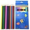 Imagen de Lápices largos 12 colores en caja, PACK x12