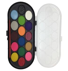 Imagen de Acuarelas 16 colores, con pincel