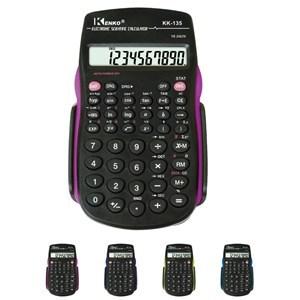 Imagen de Calculadora científica KENKO, 10 dígitos, con 56 funciones, con tapa, en caja