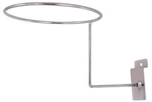 Imagen de Gancho para panel para gorro, aro de metal