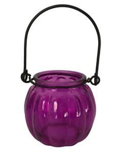 Imagen de Candelabro de vidrio con asa, en caja