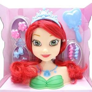 Imagen de Muñeca para peinar, con accesorios, varios modelos, en caja