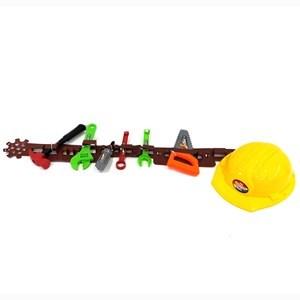 Imagen de Herramientas 6 piezas, con casco y cinturón, en red