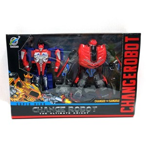 Imagen de Robot auto x2, en caja