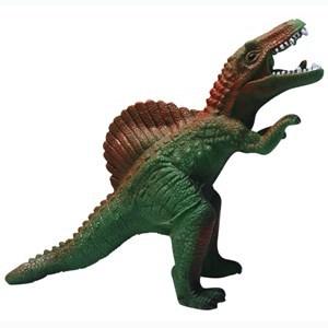 Imagen de Dinosaurio de goma con sonido, 2 colores